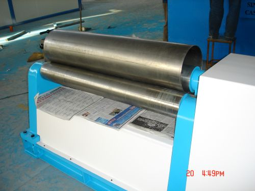 Mechanical Symmetrical Rolling Machine China Mechanical